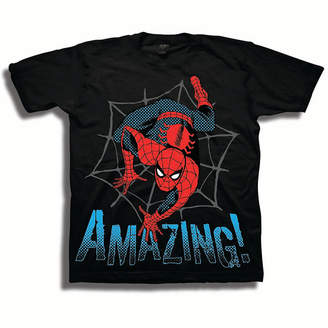 Freeze Toddler Boys Marvel Spiderman Graphic T-Shirt
