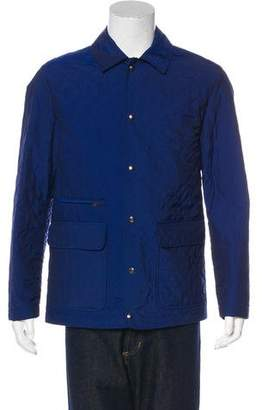 Isaia A'Livella Quilted Jacket