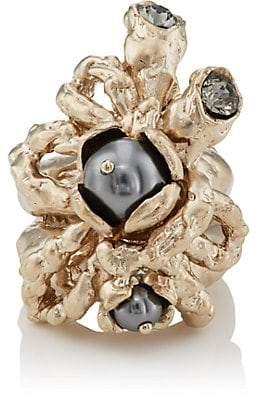 Ring Black Koché Women's Large Knot Ring - Black