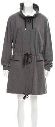 Lafayette 148 Knee-Length Coat