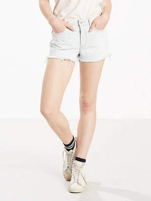 Levi's High Rise Wedgie Fit Shorts