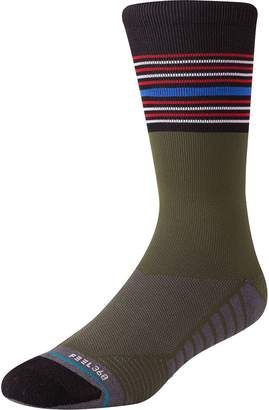 Stance Flagship Crew Sock - Men's