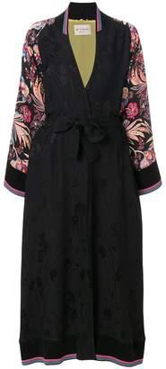 Etro printed sleeve kimono