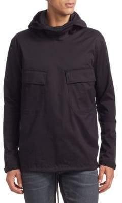 G Star Trozak Hooded Overshirt
