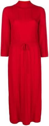 A.P.C. Vivianne ribbed midi dress