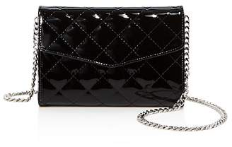 Street Level Patent Quilted Belt Bag - 100% Exclusive