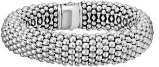 Lagos Signature Caviar Wide Rope Bracelet