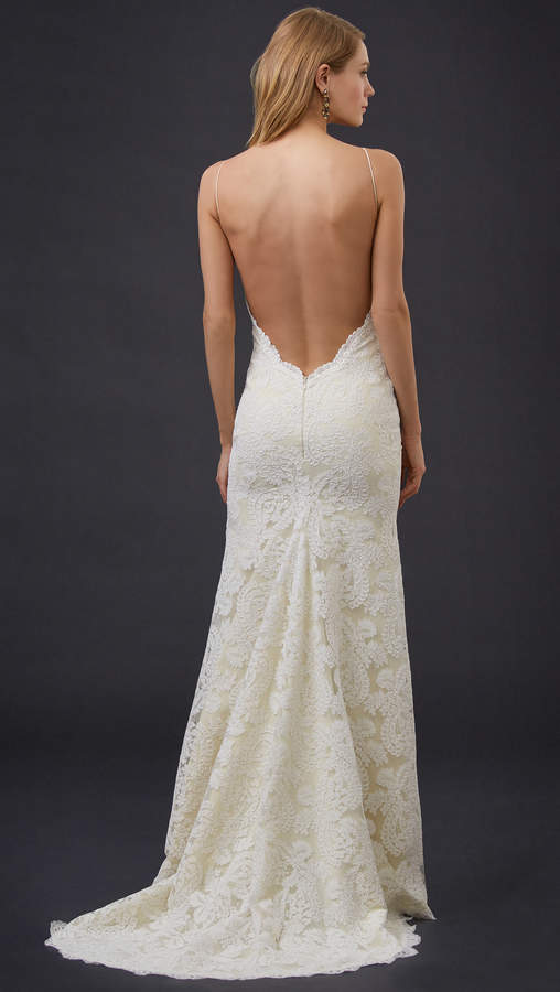 Katie May Poipu Low Back Gown 3