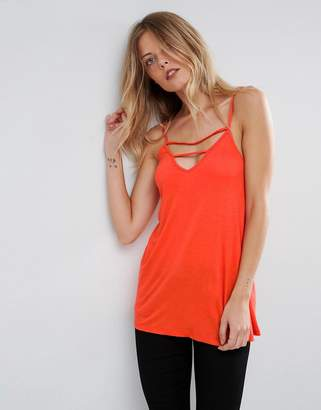 Asos The Ultimate Cami With Caging Detail
