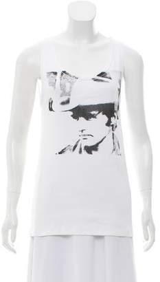 Calvin Klein x Andy Warhol Printed Sleeveless Top