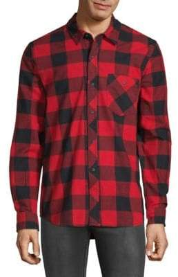 Hudson Buffalo Plaid Shirt