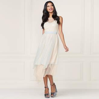 Lauren Conrad Runway Collection Layered Tulle Midi Dress - Women's