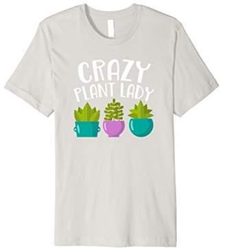 Crazy Plant Lady Shirt - Plant Lady T-Shirt
