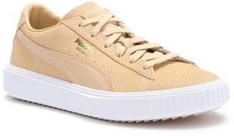 33397094befcc2 Puma Beige Suede Men s Shoes