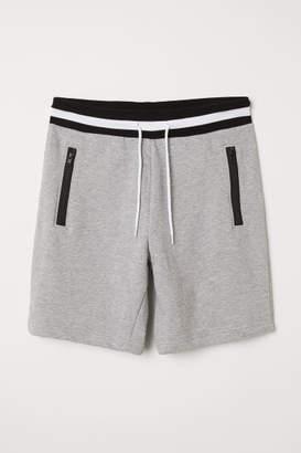 H&M Sweatshorts - Gray