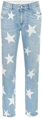 Stella McCartney Boyfriend Star jeans