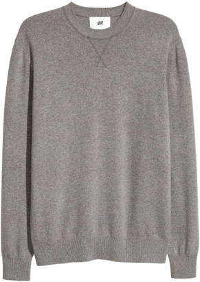 H&M Cashmere Sweater - Gray