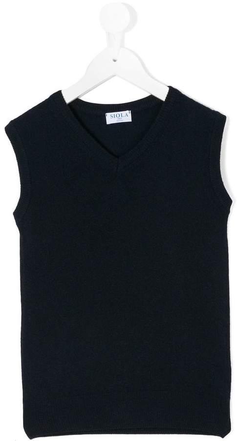 Siola sleeveless pullover
