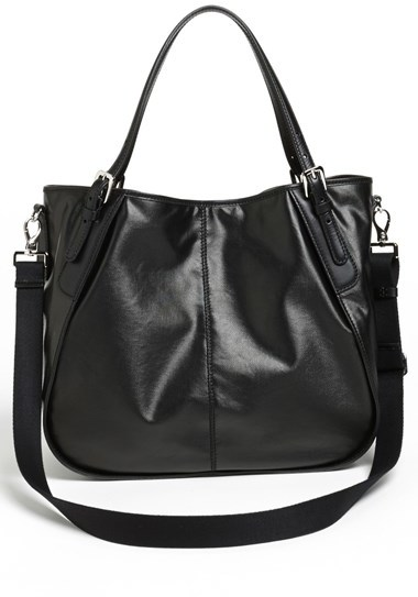 Tod's 'New G-Line - Sacca Media' Leather Shopper