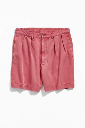 Polo Ralph Lauren Pleated Cotton Twill Short