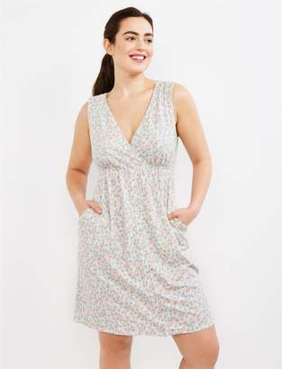 Motherhood Maternity 3 in 1 Labor, Delivery And Nursing Gown