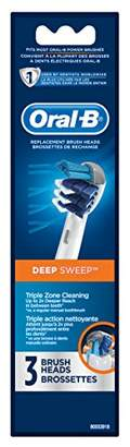 Oral-B Deep Sweep Electric Toothbrush Replacement Brush Heads Refill