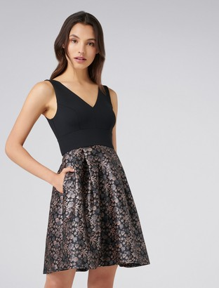 Ever New Bonnie Jacquard 2-in-1 Prom