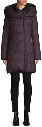 Soia & Kyo Women's Hooded Puffer Coat