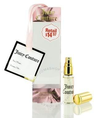 by Juicy Couture EDP Spray Mini 0.25 oz (7.5 ml) (w)