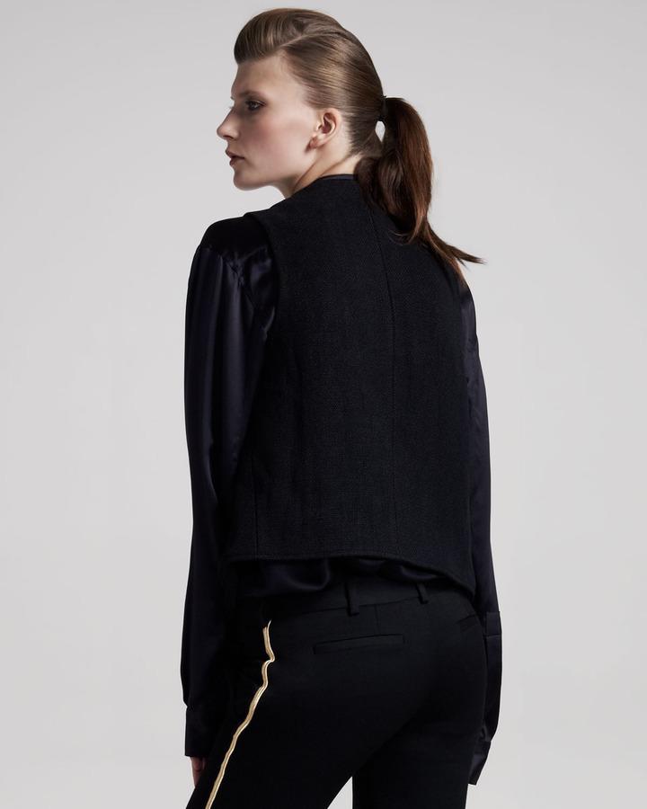 Balmain Embellished Vest
