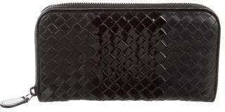 Bottega VenetaBottega Veneta Intrecciato Leather Wallet