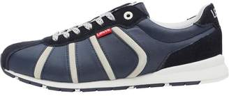 Levi's Almayer II Trainers Blue/White