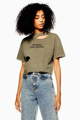 Topshop Fake Friend T-Shirt by We Own the Night