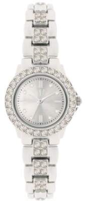 INC International Concepts I.N.C. Women's Crystal Accent Bracelet Watch 26mm, Created for Macy's