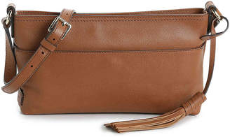 631b71a1de Cole Haan Tassel Leather Crossbody Bag - Women's