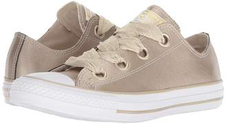 Converse Chuck Taylor All Star Big Eyelets - Heavy Metals Ox Women's Shoes