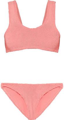 Hunza G - Seersucker Bikini - Pink