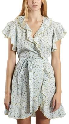 Tara Jarmon Ruffle Dress