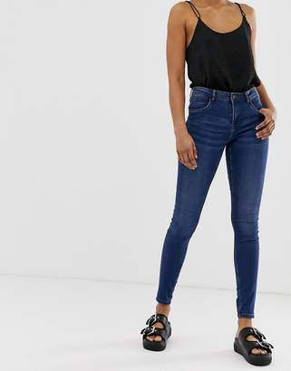 Noisy May high waisted body shaping jean