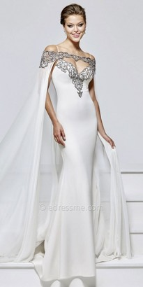 Tarik Ediz Kim Evening Dress $1,046 thestylecure.com