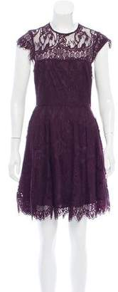 BB Dakota Lace A-Line Dress w/ Tags