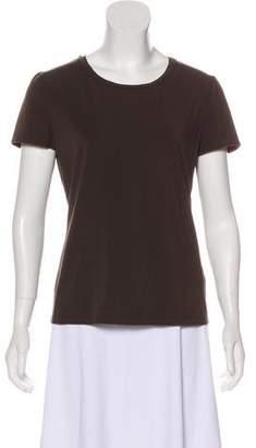 Lafayette 148 Round Neck T-Shirt