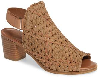 868cd4edf5b ... Very Volatile Veronique Woven Slingback Sandal
