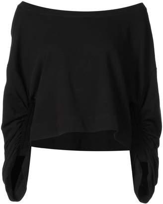 A.L.C. off-shoulder long-sleeve top
