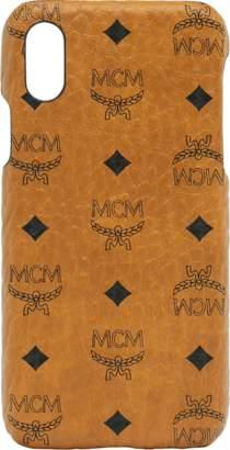 MCM Iphone X Case In Visetos Original