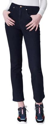 Universal Standard Marne High Waist Bootcut Jeans