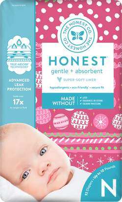 The Honest Company Holiday Trimmings Diapers