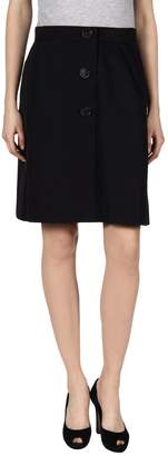 Martin Grant Knee length skirts