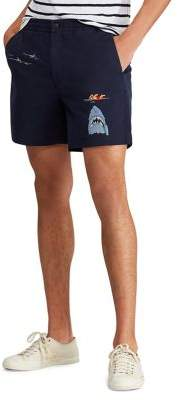 Polo Ralph Lauren Classic-Fit Polo Prepster Shorts