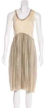 Marni Midi Empire Dress
